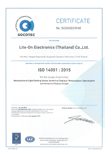 ISO14001-Thailand